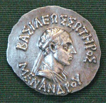 Indo-Greek King Menander
