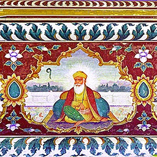 Guru Nanak Dev Ji was the founder of Sikhism